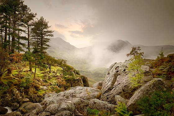Photography Workshop Customer Reviews. Workshop Photo of Snowdonia, Wales. David Osborn Photography